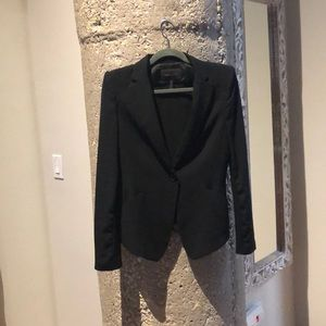 BCBG black blazer - sz S